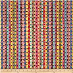 0296340 Kaffe Fassett April 13 Collection Ribbon Stripe Multi