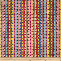 Kaffe Fassett Spring 2013 Collection Ribbon Stripe Multi