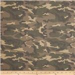 Cotton Lawn Shirting Camoflouge
