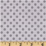 0271803 Riley Blake Small Dots Tone on Tone Grey