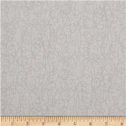 Classical Elements Squiggle Sketch Grey