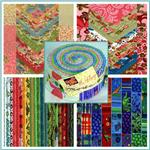 Moda Jelly Rolls, Charm Packs, Layer Cakes & Fat Quarters