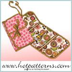 Bijoux Baby Jewelry Roll Pattern