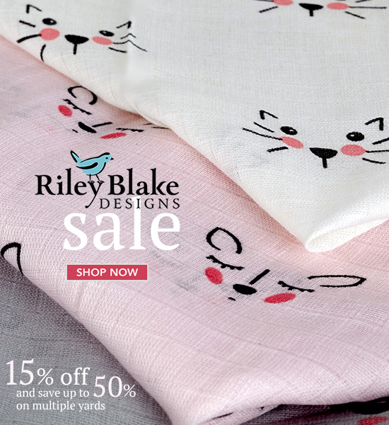 Riley Blake Sale