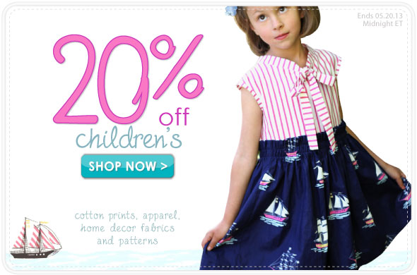 Baby & Children's Sale