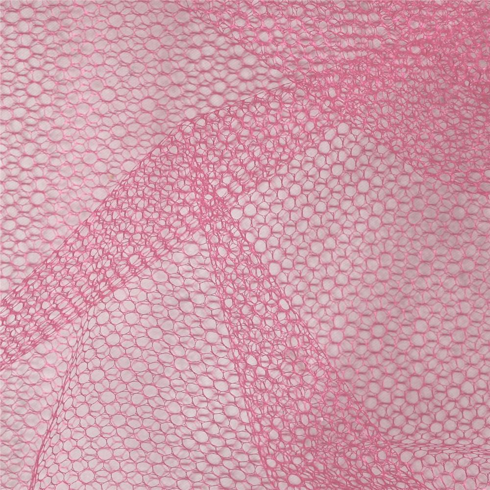 Nylon Netting Dusty Rose Fabric By The Yard