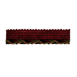 "Trend  3/8"" 01463 Cord Trim Peppercorn"