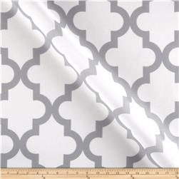 RCA Trellis Sheers Grey