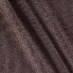 Stretch Blend Hatchi Sweater Knit Solid Dusty Plum