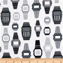 Boys Toys Watches White/Multi