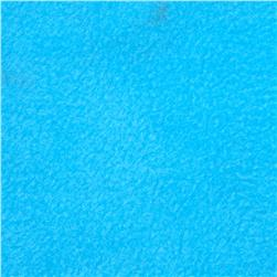 Warm Winter Fleece Solid Turquoise