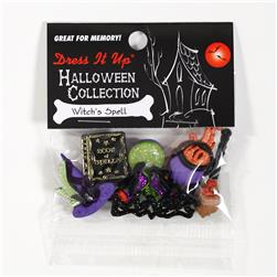Dress It Up Embellishment Witches Spell