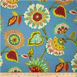 Swavelle/Mill Creek Ailey Floral Spring Water Fabric