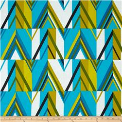 Kanvas Mixxoni Color Block Teal/Green