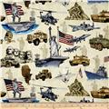 Home Of The Brave Patriotic Icons Oatmeal