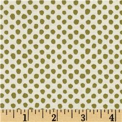 Bold & Beautiful Pin Dot Olive