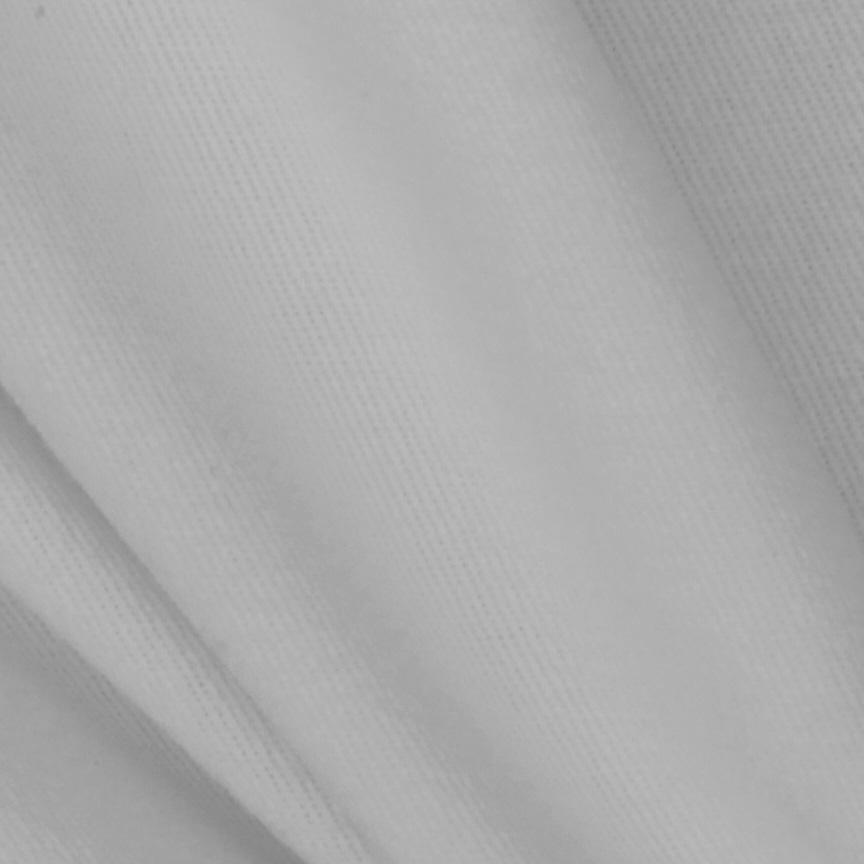 Micro Brushed Twill White