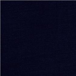 Polyester/Cotton Twill Navy