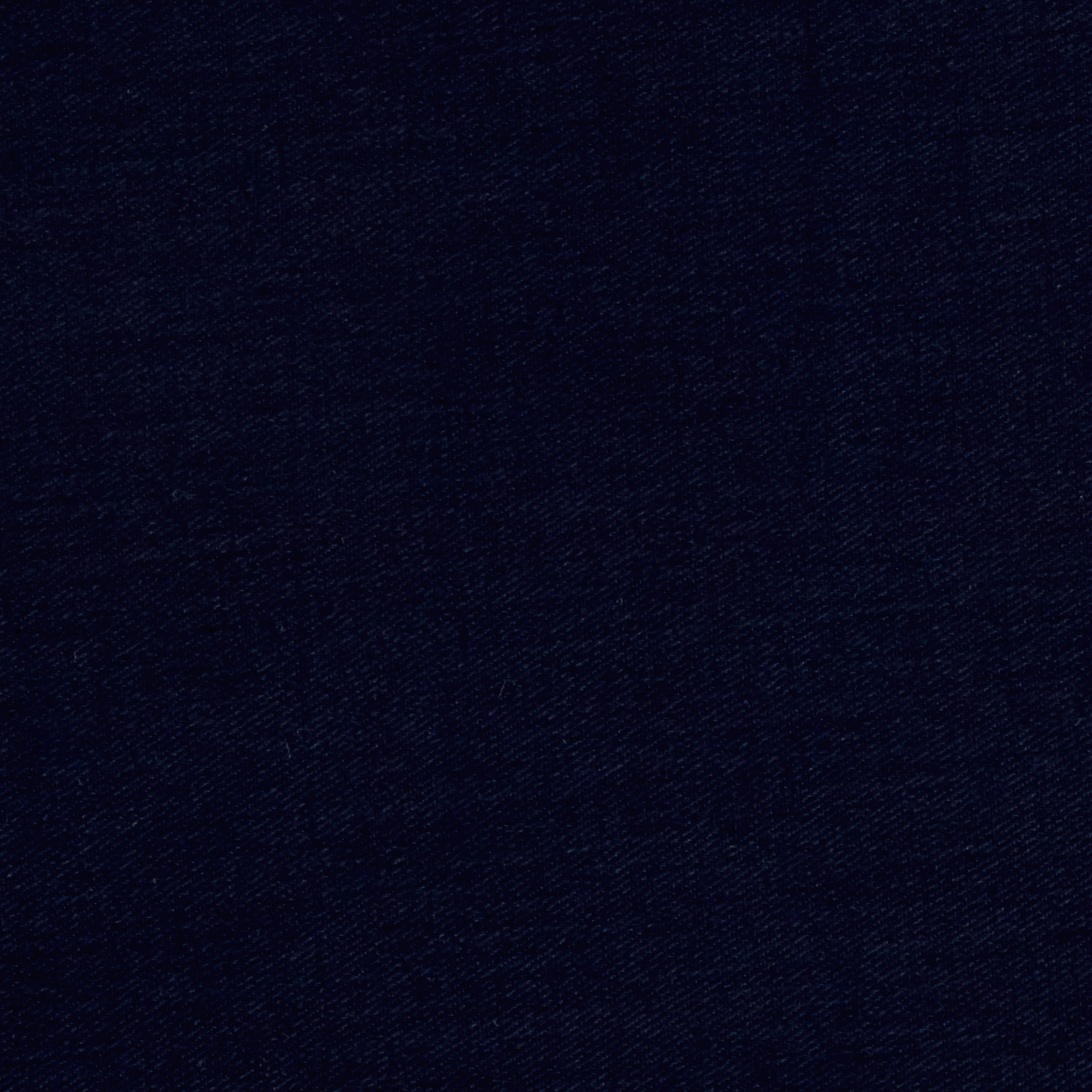 Polyester/Cotton Twill Navy Fabric by Textile Creations in USA