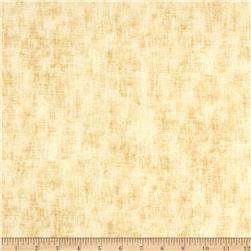 Timeless Treasures Flannel Studio Texture Cream
