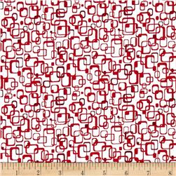 Graphix 3 Link Squares Red
