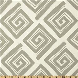 Premier Prints Maze Twill Storm Fabric