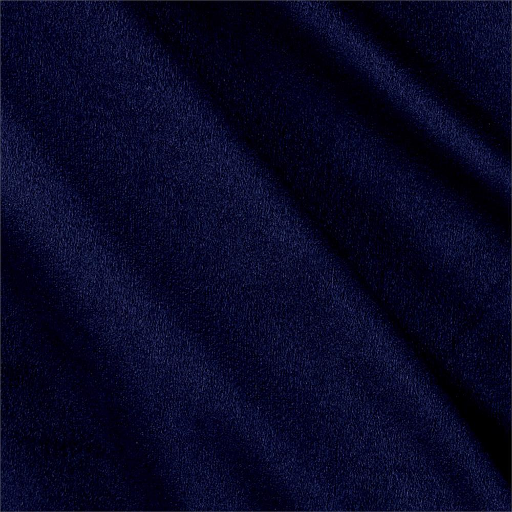 Ultra Brushed Jersey Knit Suede Navy