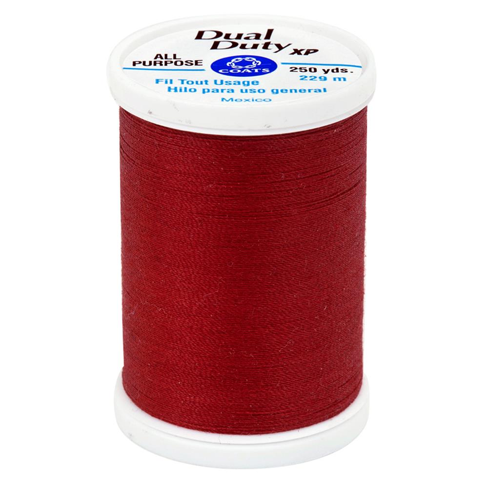 Coats & Clark Dual Duty XP 250yd Red