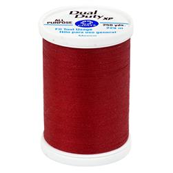 Coats & Clark Dual Duty XP 250yd Red Cherry