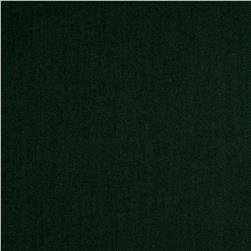Cotton Broadcloth Forest Green