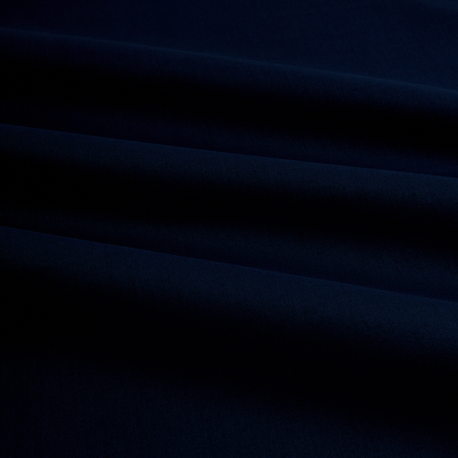 Cotton Broadcloth Navy Fabric