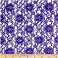 Raschelle Lace Purple