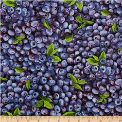 Farmer John's Organic Blueberry Purple