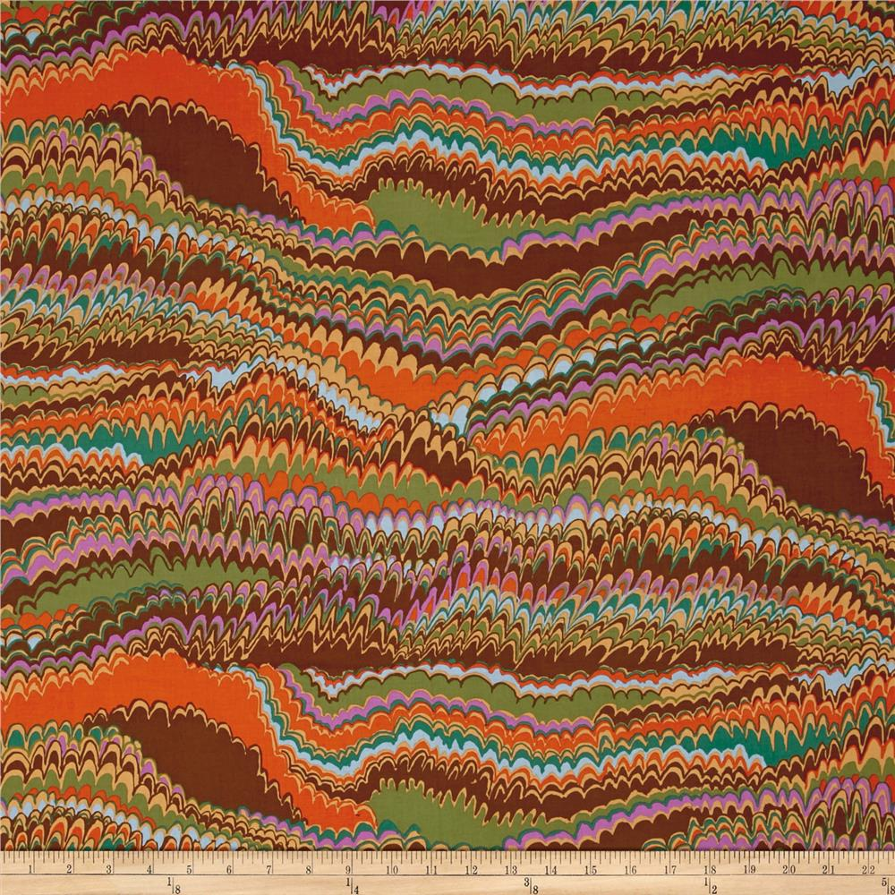 Kaffe Fassett End Papers Brown
