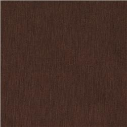 Stretch Rayon Poly Jersey Knit Russet Brown