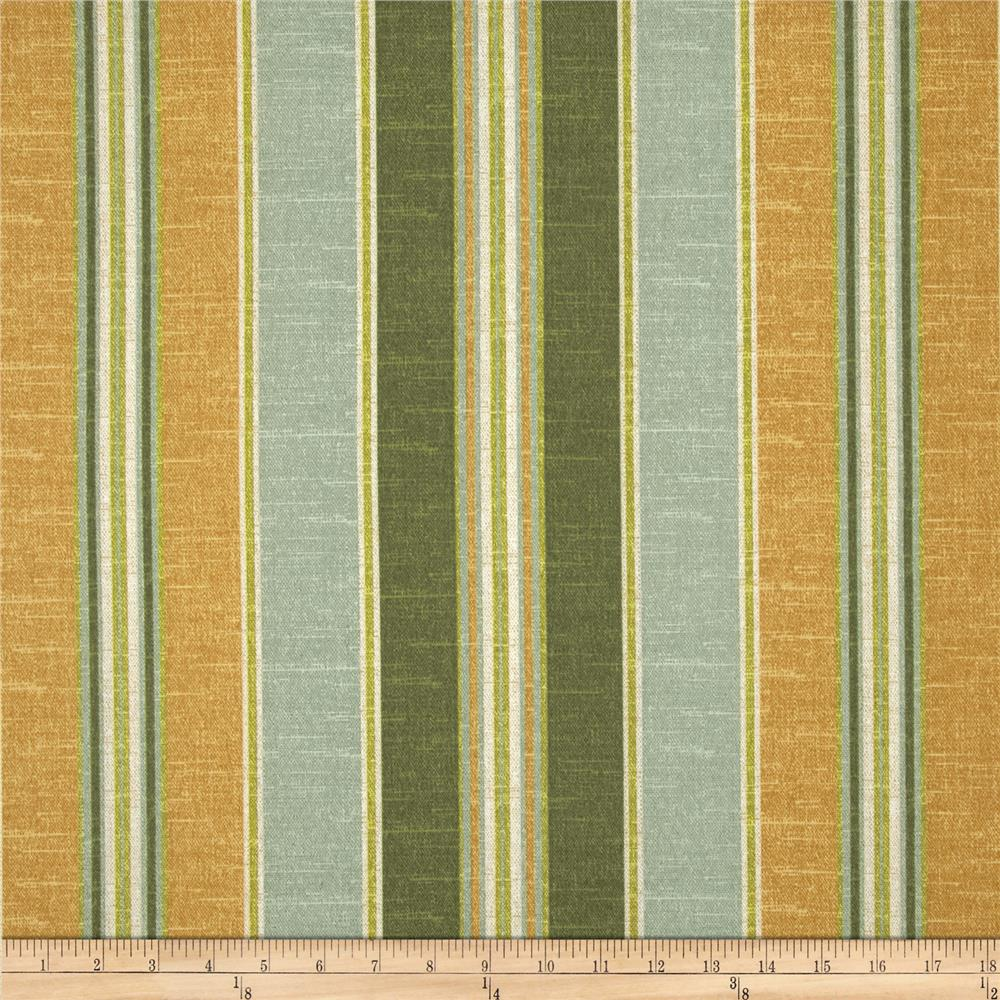 Maco Indoor/Outdoor Trovata Stripe Mist