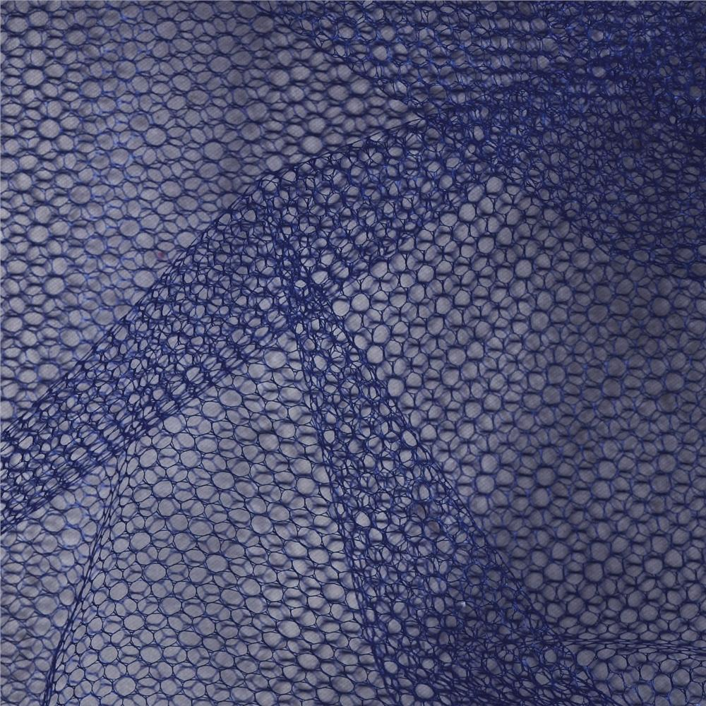 Nylon Netting Navy - Discount Designer Fabric - Fabric.com