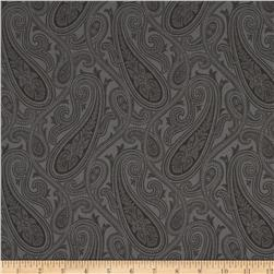 Quartette Collection Paisley Large Grey