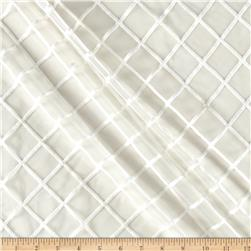 Telio Johanna Embroidery Mesh Diamond White