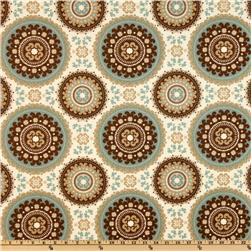 Richloom Indoor/Outdoor Bindis Spray Home Decor Fabric