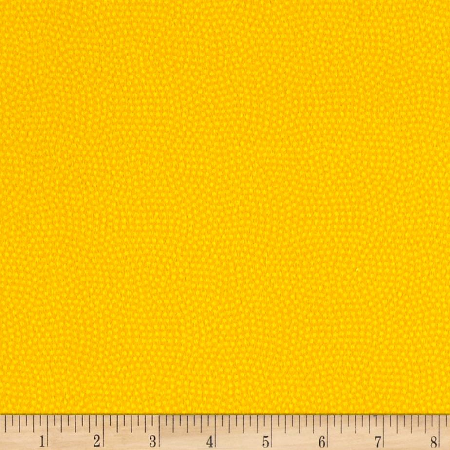 Timeless Treasures Flannel Spin Dot Yellow