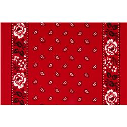 Moda Toweling Bandana Red