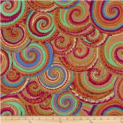 Kaffe Fassett Spring 2014 Collective Earth Curly Baskets