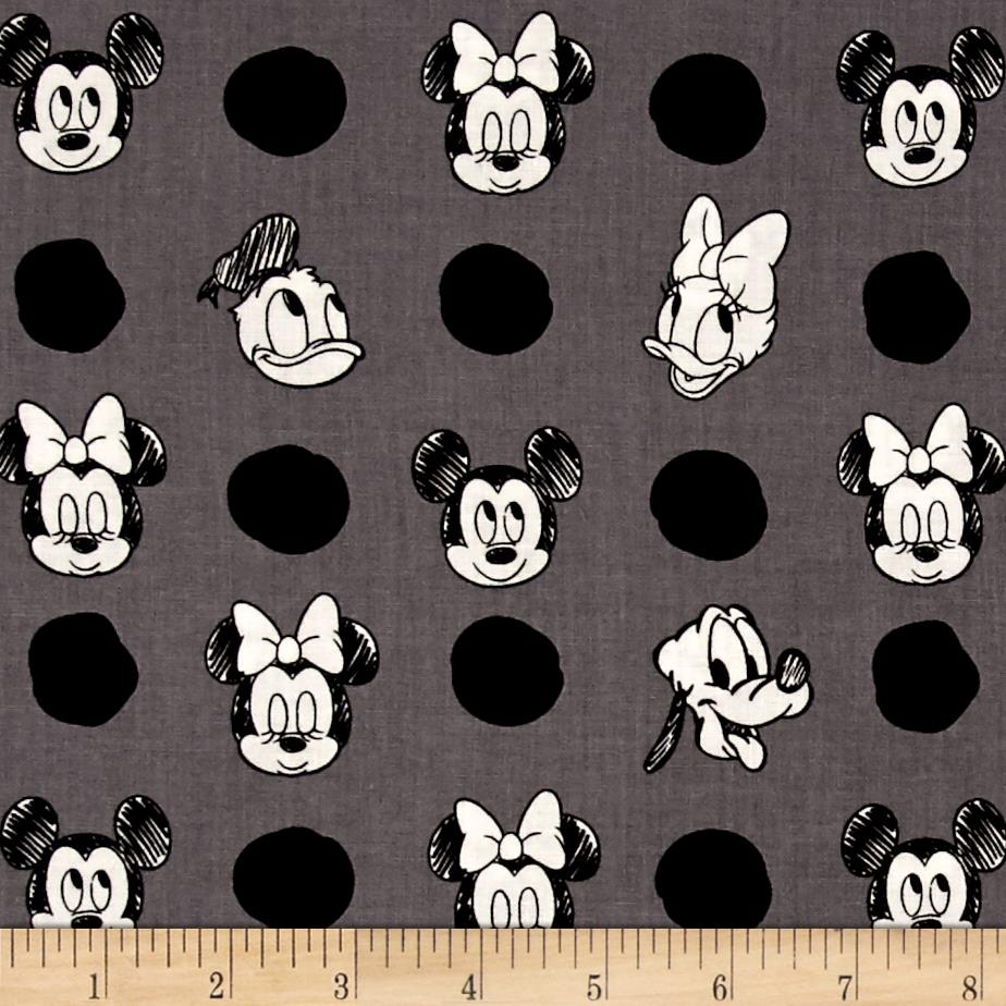 Disney Mickey Mouse & Friends Character Jumbo Dots Iron