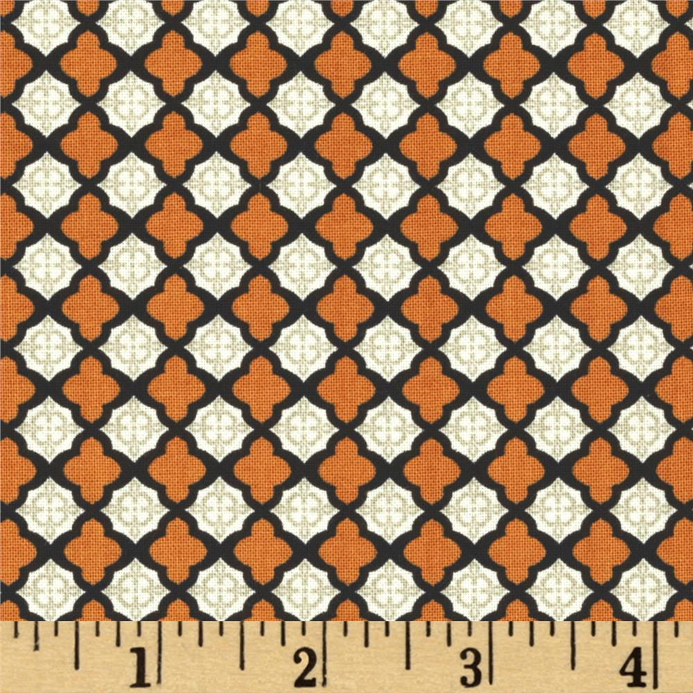 Wilderness Lodge Foulard Rust