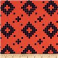 Cotton & Steel Mesa Tile Coral