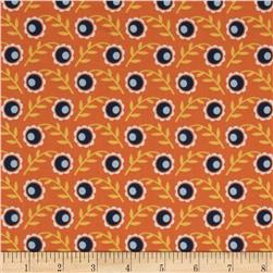 Joel Dewberry Botanique Camelia Apricot Fabric