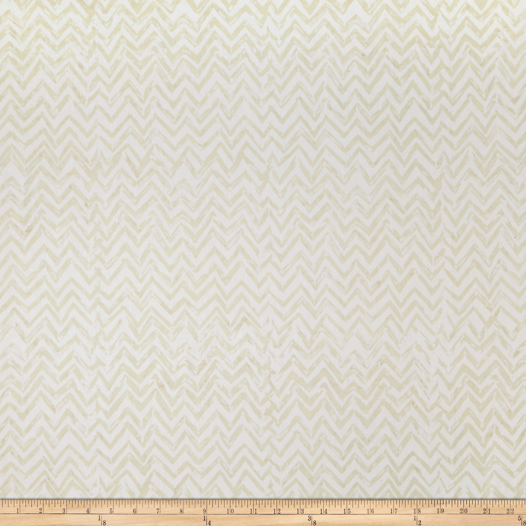 Anthology Batiks Chevron Whisper Fabric