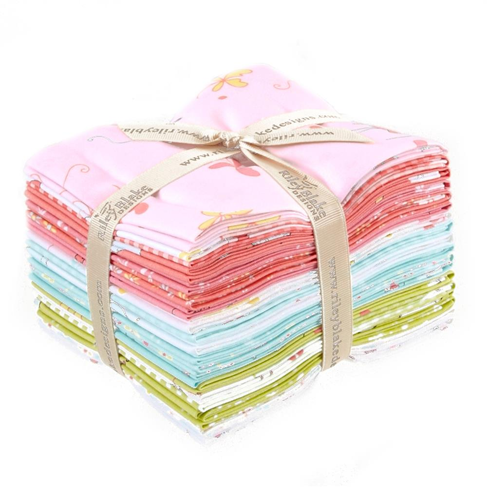 Riley Blake Butterfly Dance Fat Quarters