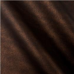 Richloom Tough Faux Leather Supima Chocolate